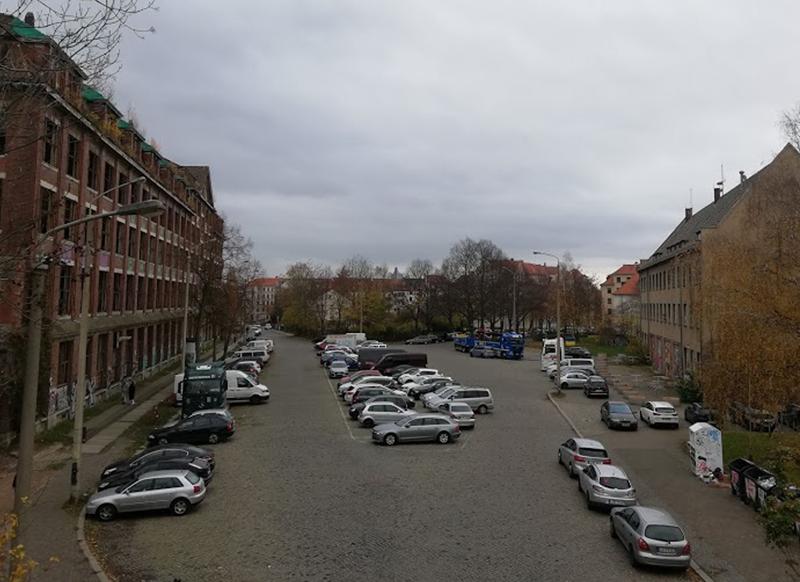 (K)eine Quartiers-Garage für Anger-Crottendorf